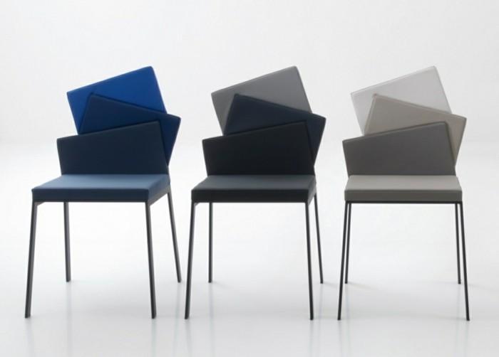 esszimmerstühle wohnideen einrichtungsbeispiele deko ideen nachhaltige mode austauschbar