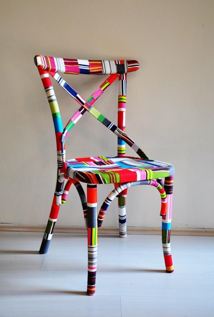 esszimmerstühle wohnideen einrichtungsbeispiele deko ideen nachhaltige mode einzeln