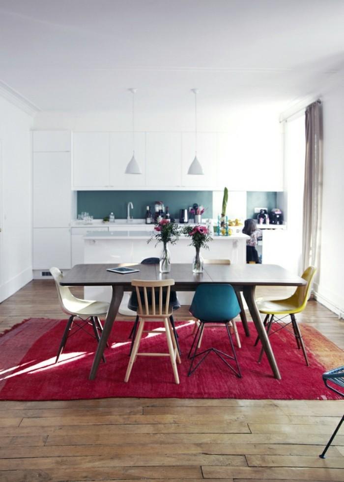 esszimmerstühle wohnideen einrichtungsbeispiele deko ideen nachhaltige mode mehr plaetze