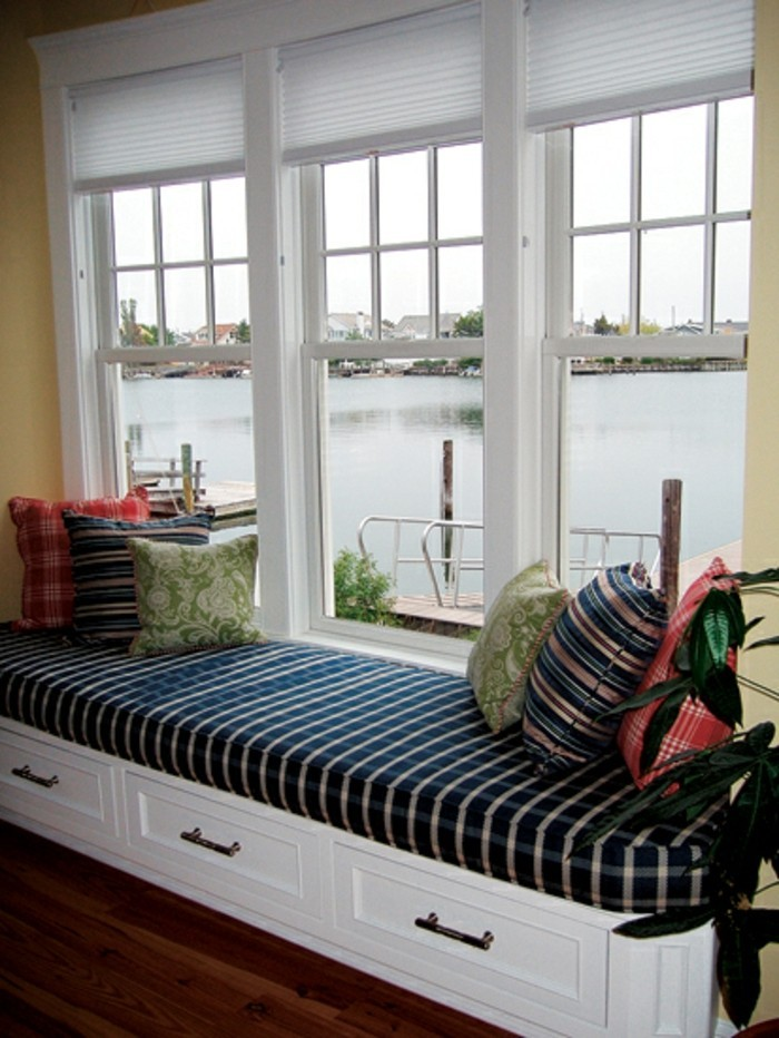 Fensterbank Innen - 30 Beispiele, wie Sie die Fensterbank in ...