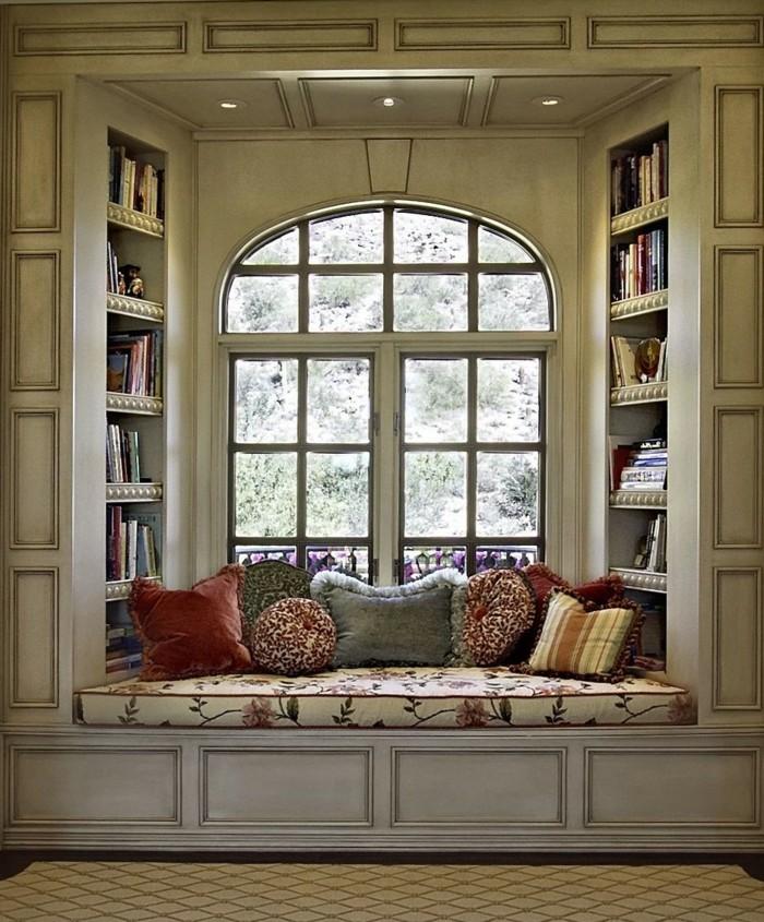 fensterbank innen 30 beispiele wie sie die fensterbank. Black Bedroom Furniture Sets. Home Design Ideas