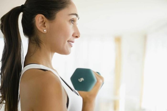 fett verbrennen sportlich aktiv sein