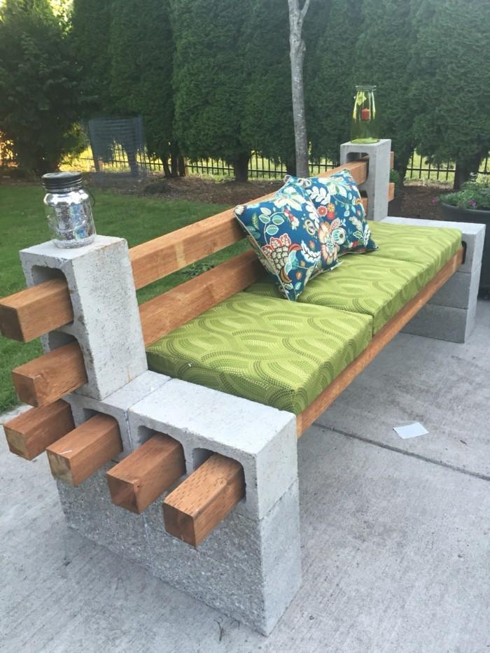 gartenmöbel selber bauen - originelle diy ideen für ihre grüne oase, Hause und garten