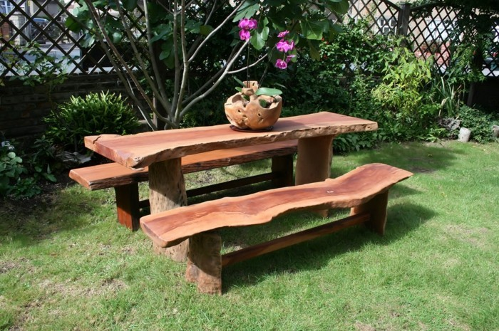 Gartenmöbel selber bauen - originelle DIY Ideen für Ihre ...