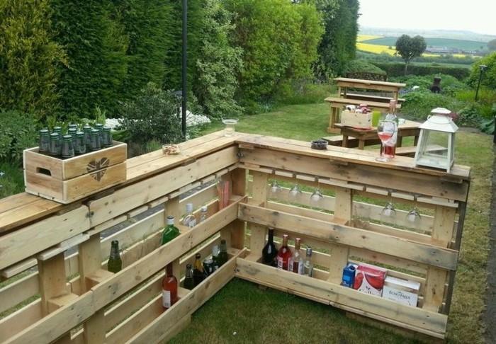 Gartenmobel Gebraucht Solingen : gartenmöbel selber bauen regale bauen paletten gartenparty