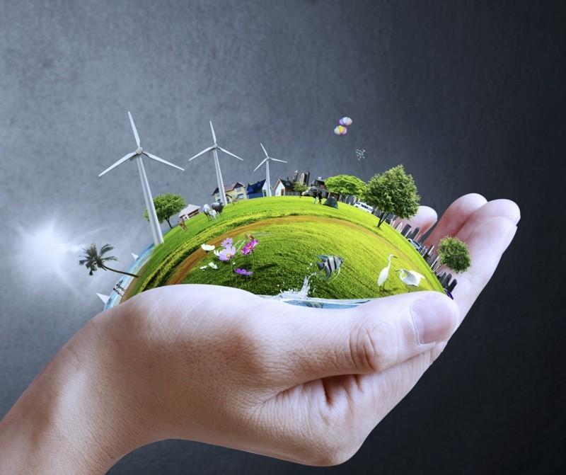 gesundes Leben Bauen und Leben Energie sparen nachhaltig leben