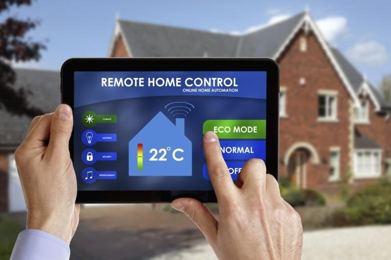 gesundes Leben Bauen und Leben Temperatur smart Home