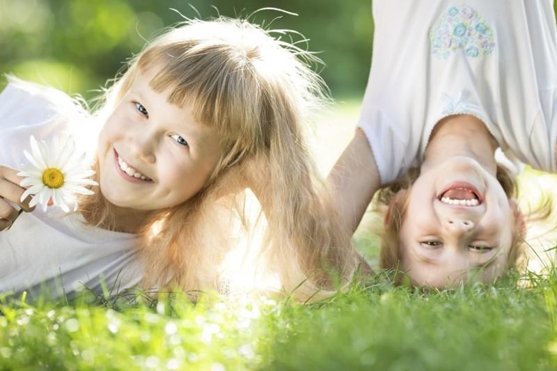 gesundes Leben Bauen und Leben Zukunft Kinder