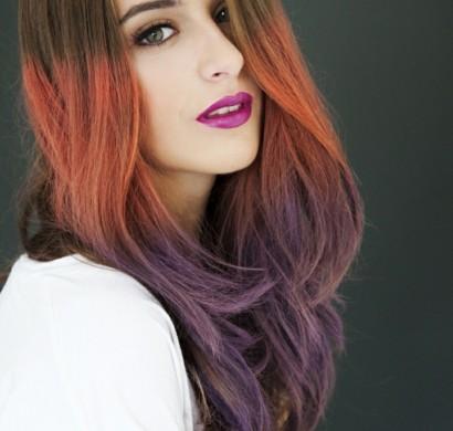 haare farben selbst tipps modische frisuren für sie foto
