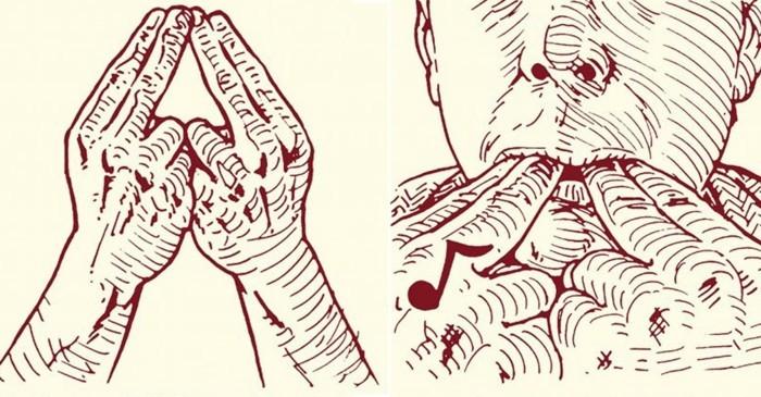herr der ringe pfeifen lernen illustration
