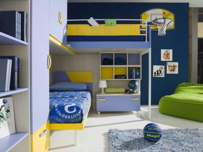 Kindermöbel schrank  Hochbett mit Schrank - 20 funktionale Kinderhochbetten, welche ...