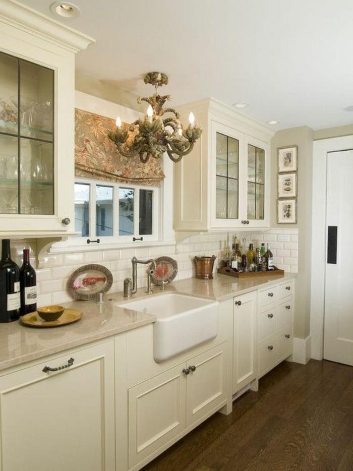Küche Streichen Ideen Creme Farbideen Bodenbelag Holzoptik Great Pictures