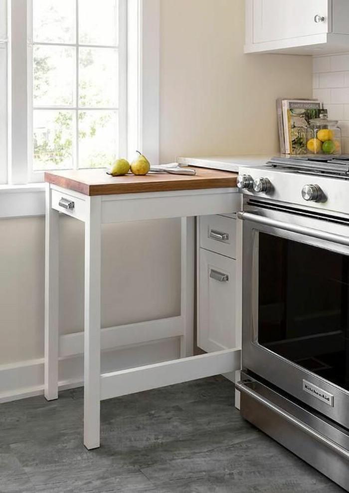 k che streichen 60 vorschl ge wie sie eine cremefarbige k che gestalten. Black Bedroom Furniture Sets. Home Design Ideas