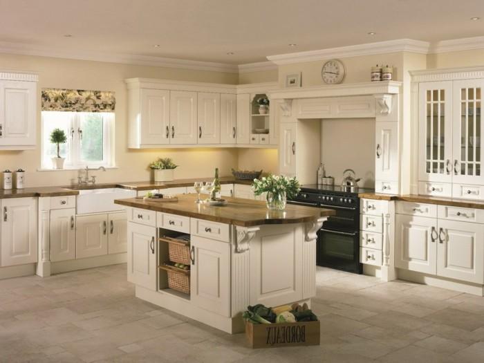 küche streichen in creme gemütlich und frisch die küchenzeile gestalten
