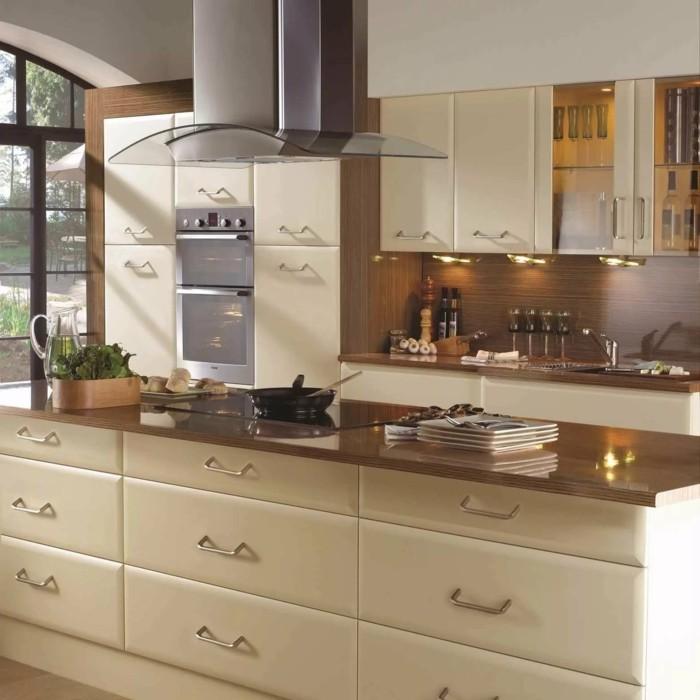 küche streichen küchenschränke in passender farbe aussuchen
