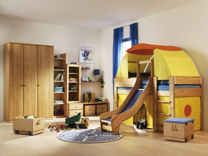 Hochbett mit Rutsche - Spielparadies im eigenen Kinderzimmer! | {Kinderhochbett mit rutsche 89}