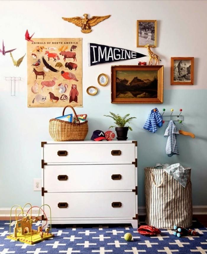 wandbilder kinderzimmer welche die kinderzimmerw nde. Black Bedroom Furniture Sets. Home Design Ideas