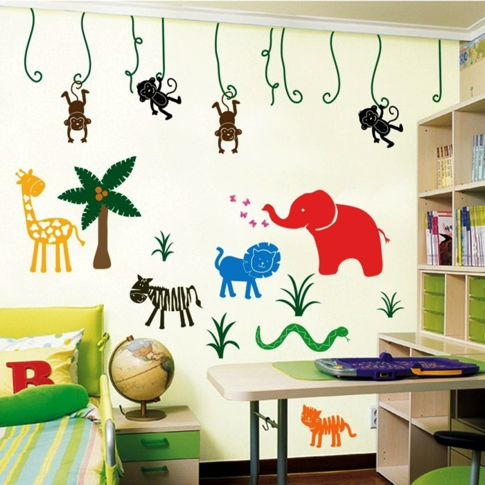 kinderzimmer deko wand kinderzimmer deko wand interieurs. Black Bedroom Furniture Sets. Home Design Ideas