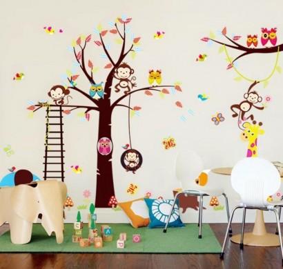 50 Deko Ideen Kinderzimmer Reichtum An Farben Motiven Und Ideen