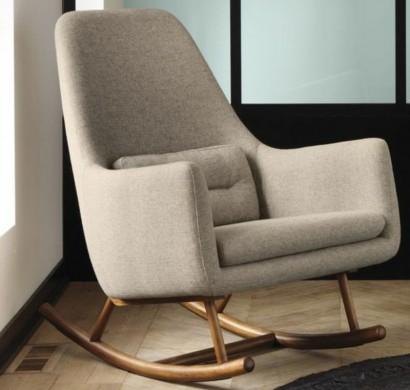 der schaukelstuhl von klassik bis hin zum minimalismus. Black Bedroom Furniture Sets. Home Design Ideas