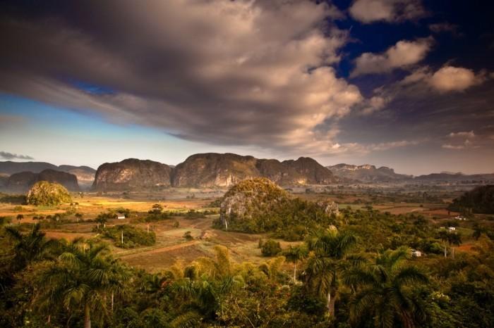 kuba reisen individuell strassen in kuba natur kubaner stolz