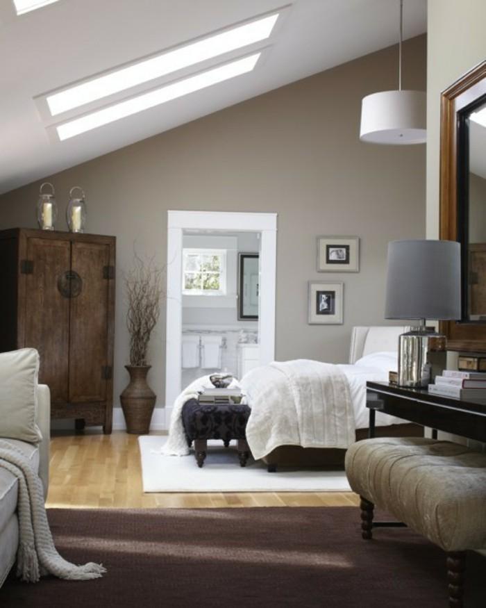 lampe schlafzimmer hängelampe teppich bereiche