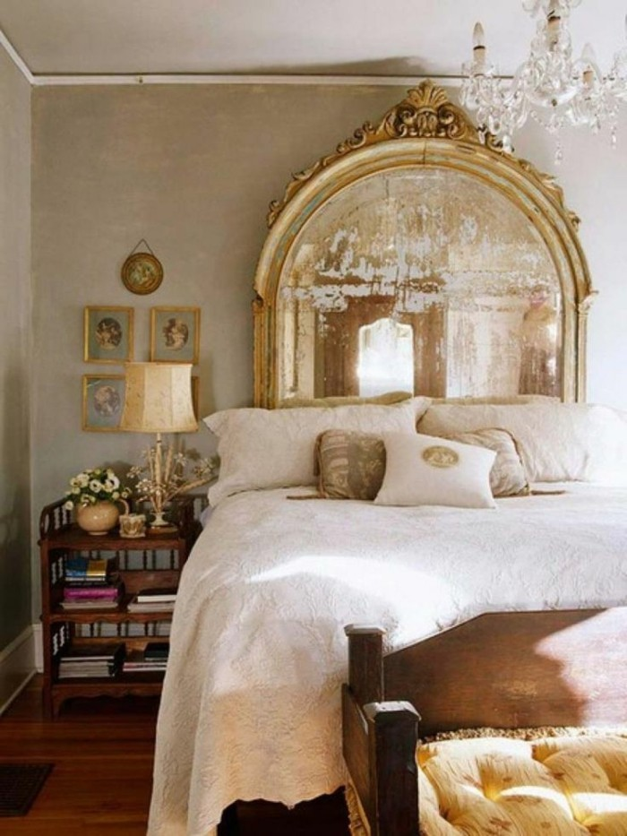 lampe schlafzimmer kronleuchter gemütlich schlafzimmerbank