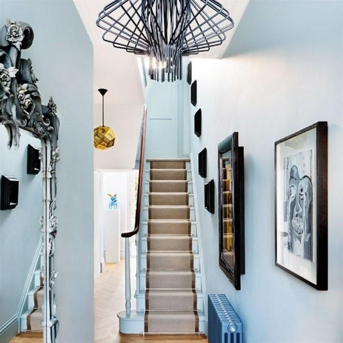 lampen flur cooler leuchter treppenhaus hängelampen