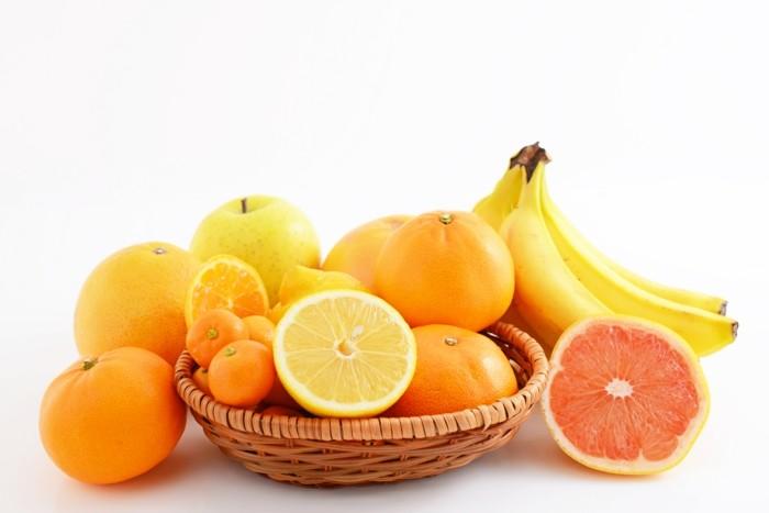 lebe gesund kalium früchte nährstoffe