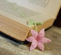 Lesezeichen häkeln – Ideen zum Selbermachen, welche Sie für mehr Lesen und Häkeln inspirieren
