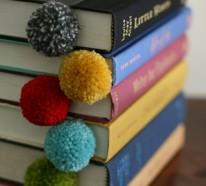 Lesezeichen selber machen und das Bücherlesen echt genießen