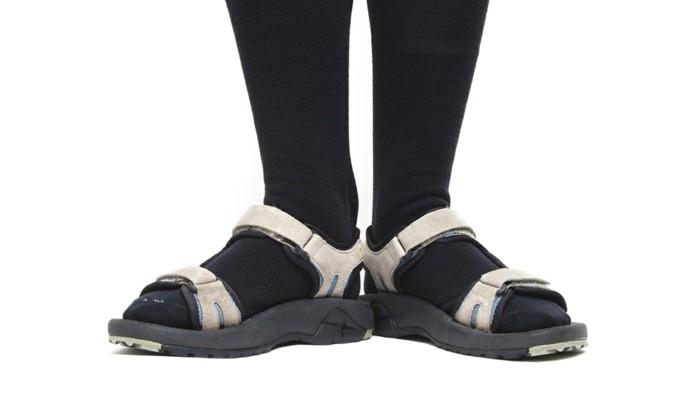 männermode herrenmode sandalen socken