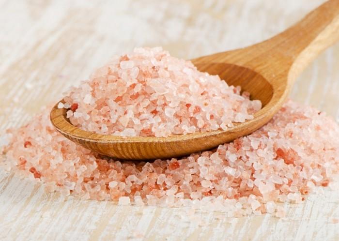menschliche knochen hymalaya salz