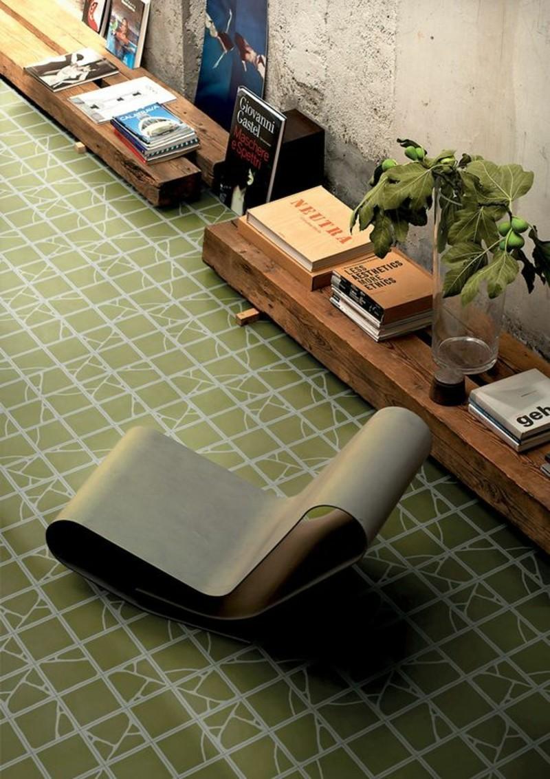 moderne Wohnzimmermöbel klassische Schaukelstühle