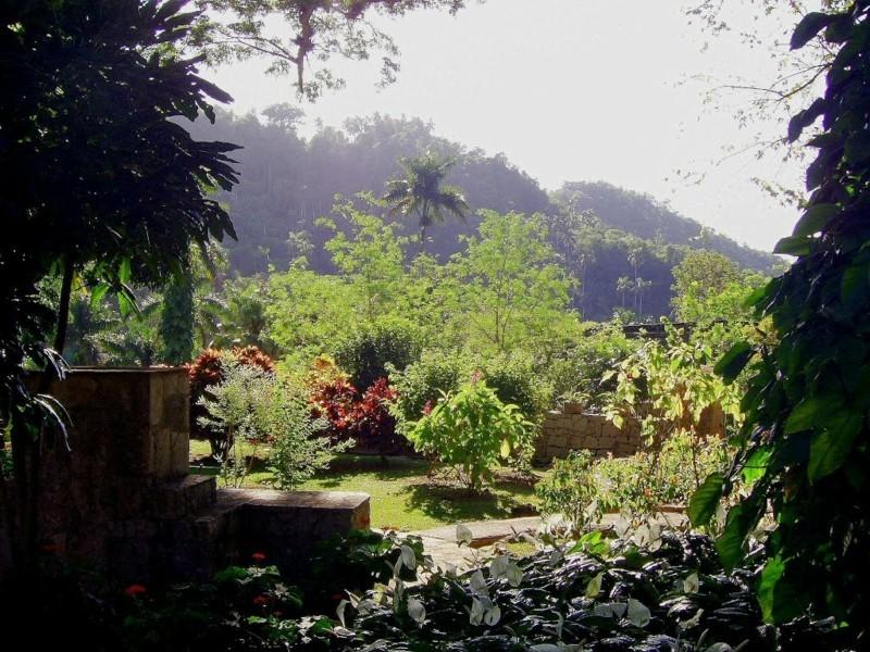 nach Kuba reisen Garten Soroa