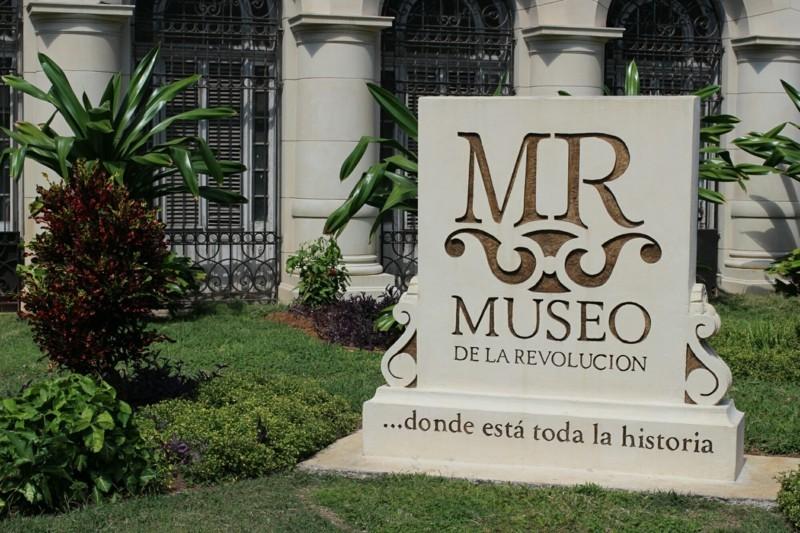 nach Kuba reisen Museum de la Revolucion