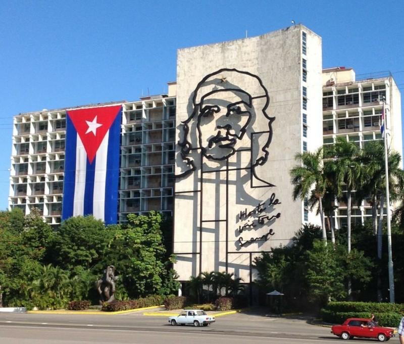 nach Kuba reisen Plaza de la Revolución