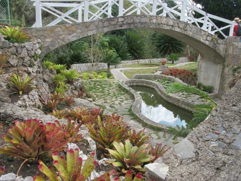 nach Kuba reisen Sehenswürdigkeiten Garten Soroa