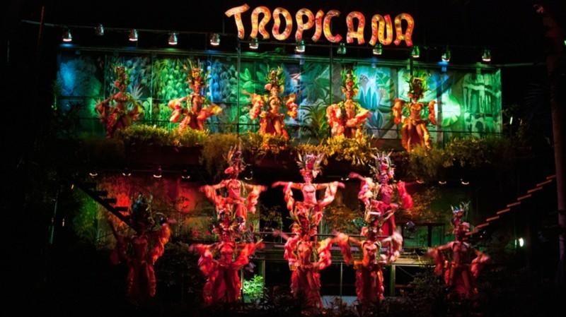nach Kuba reisen Tropicana Club