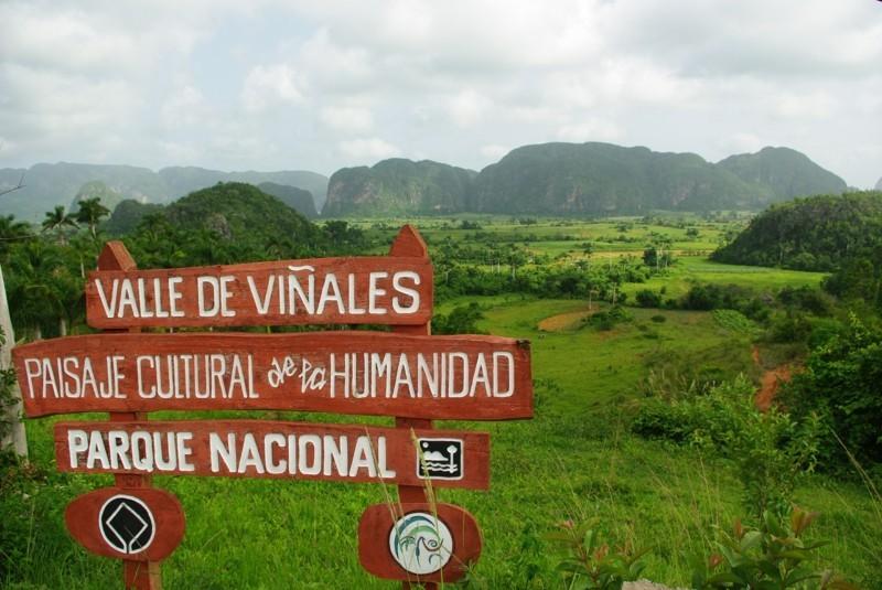 nach Kuba reisen Valledevinales