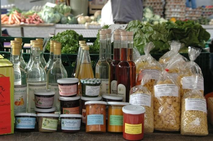 nachhaltiger Konsum brot bäckerei regional eingemachtes