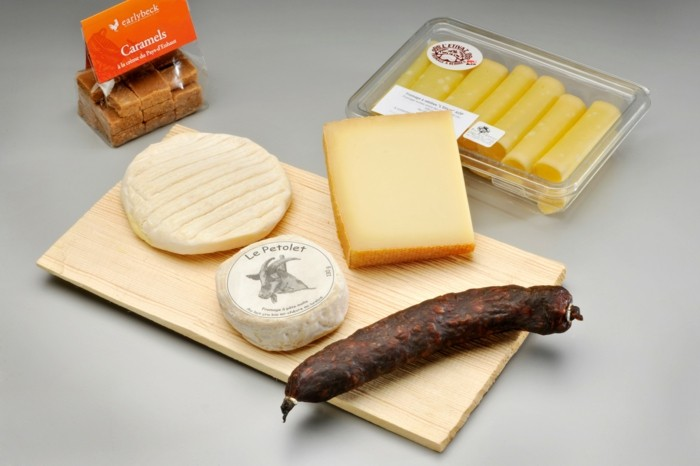 nachhaltiger Konsum brot bäckerei regional käse wurst