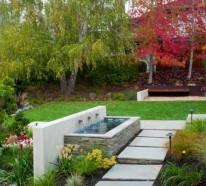 Natursteine im Garten – das Material erweist sich als echter Trendsetter