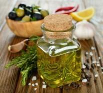 Weshalb sagt man, dass Olivenöl gesund ist?