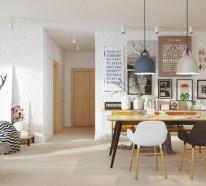 Skandinavisch wohnen – inspirierende Einrichtungsideen im minimalistischen Stil