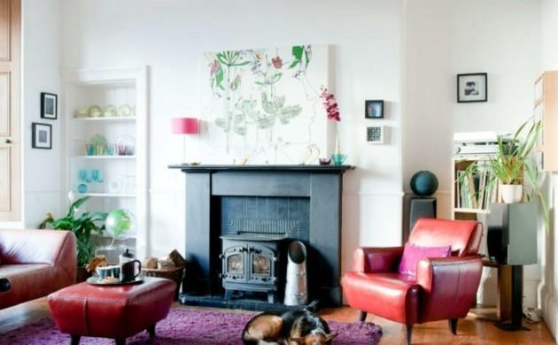 Wohnzimmer Kamin Kaufen : Farben - neue Trends und frische Muster ...