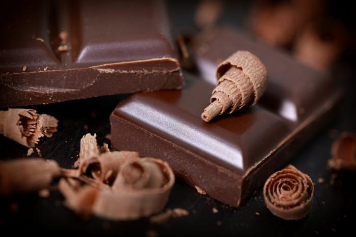 tipps zum abnehmen schokolade essen dunkle schokolade vorteile