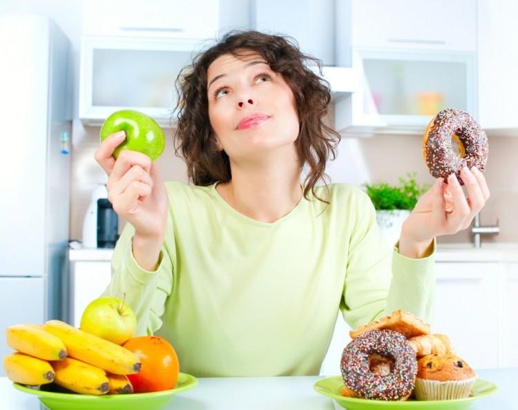 vegetarisches Essen und abnehmen durch gesunde Ernährung