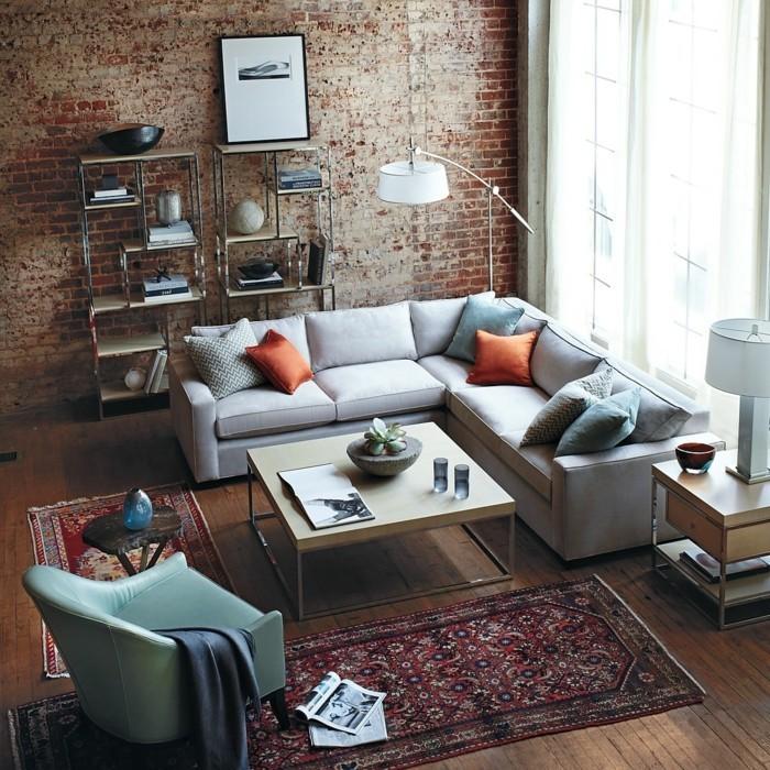 Vintage Teppich - Ideen mit schönen Textilien und Mustern für ...