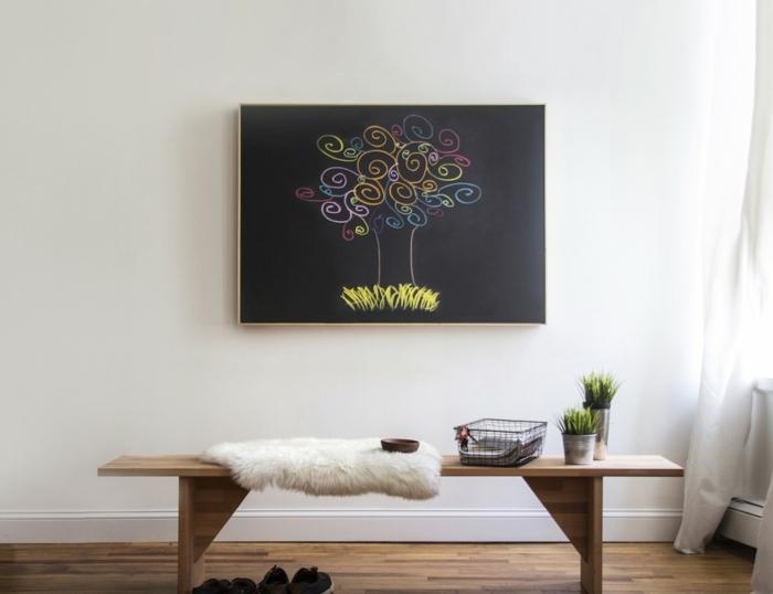 wanddeko ideen ~ verschiedenes interessantes design für ein zimmer ... - Wanddeko Ideen